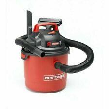 Craftsman 12001 Black/Red Portable Vacuum Cleaner