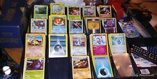 Pokemon 10 Card Lot(Guaranteed Vintage Card/Pack & Rare, Holo, LVL X, EX, or GX)
