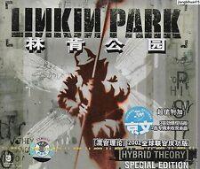 Linkin Park Hybrid Theory Special Edition China 2CD w/slipcase Sealed