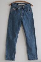 Diesel Vintage Jeans W26 L30 90er 90s Mom Grunge blau high waist Boyfriend 501