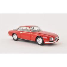 Alfa ROMEO 2600 Sprint Zagato 1967 Red 1 43 Neo Scale Models Auto Stradali