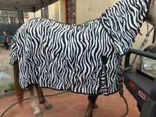 Borraq Full Mesh Zebra Design Very Strong Combo Horse Rug