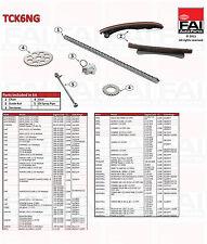 TIGRA ASTRA MERIVA OPEL FIAT 1.3 1.3JTD CDTi Z13DT 2003- Chaîne de distribution