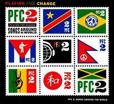 PFC 2: Songs Around the World [Digipak] * by Playing for Change (CD,...