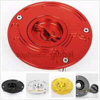 CNC Fuel Gas Cap For Honda CB600F CB900F Hornet 599 600 900 919 All Years