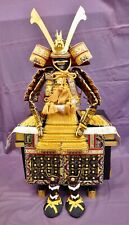 Japanese samurai armor and Helmet & Suits complete set with original Box(MYM)