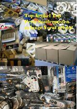 Restposten Karton 40 Teile & NEU & OVP & TOP Sonderposten *A* Ware Palette 01