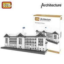 Buckingham Palace Micro Building Block 1540-pc Bricks LOZ-9374 w. Original Box