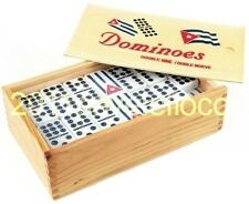Domino Cuban (DOMINO CUBANO DOBLE NUEVE) double NINE DOMINOES fun game