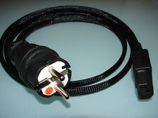 "High-End-Netzkabel das ""Ultimative-Silber"" , 3m!"
