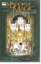 fumetto The BOOKS of MAGIC libro VII - La ragazza ardente - ed. Magic Press