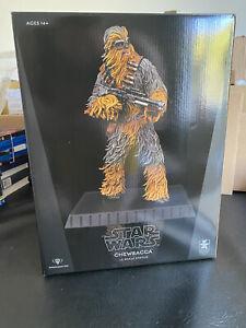 Gentle Giant Ltd STAR WARS Chewbacca Figurine Statue 1:6 NEW Diamond Select Toys