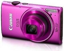 Canon IXUS Pink Digital Cameras
