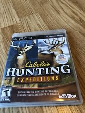 Cabela's Hunting Expeditions (Sony PlayStation 3, 2012) Ps3 VC4