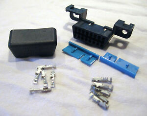OBD 2 DLC Kit 1996-up All Makes Diagnostic Connector with Terminals Panel Mount