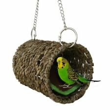 Nest Hammock Hanging Bird Parrot Cage Warm Winter Bed Toy Hamster House Ornament