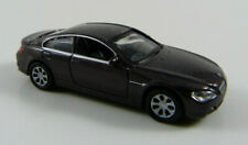 BMW 645 Ci Welly 73101 1:87 H0 ohne OVP [MB5]