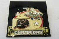 MLB 2001 World Series Champions Arizona Diamondbacks Pin Peter David