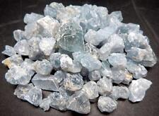 Celestite Rough Mineral Points & Pieces Natural Crystal Healing 1/2 lb.