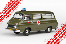 Skoda 1203 Military Ambulance (1974)  /Famous Czech cars collection /Abrex /1:43
