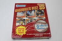 1988 Donruss Baseball's Best Card Set Complete Sealed