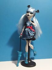 MONSTER HIGH GHOULIA YELPS FREAKY FUSION    POUPEE