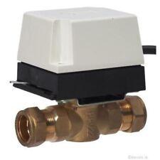 DANFOSS il riscaldamento centrale 2 PORTE VALVOLA 22mm 4 FILI TESTA corpo parte HP22 087N660900