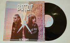 Blood On The Dance Floor Dahvie Vanity REAL hand SIGNED Scissors Vinyl LP #2 COA
