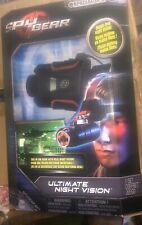 NEW Original Spin Master Spy Gear Ultimate Night Vision Special Ops