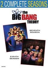 THE BIG BANG THEORY: SEASONS 7 AND 8 NEW DVD
