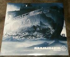 RAMMSTEIN / ROSENROT - 2 x 180g Vinyl LP - aus der XXL Box 2015 - NEU / OVP