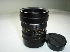 SUNTAR 135mm F 2.8  lens, PENTAX M42 screw mount Works good SN79265