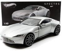 Hot Wheels Elite- James Bond Spectre 007 Aston Martin DB10 1:18 Scale Die-cast M
