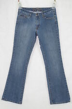 Tommy Hilfiger Womens Med Wash Low Rise Boot Jeans Size 6S