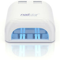 NailStar 36 Watt UV Nail Dryer and Nail Lamp for Gel with 120 and 180 Sec Timers