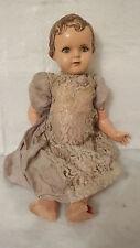 Antique German Celluloide Doll Minerva 9