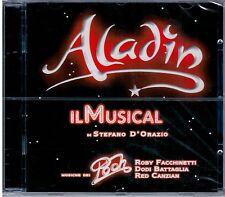 ALADIN   -  Il musical di STEFANO D'ORAZIO  (POOH)   CD NUOVO  SIGILLATO