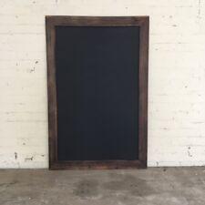 Big Rustic Chalkboard, Large Retro Blackboard, Cafe Restaurant Menu Sign