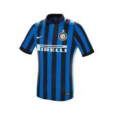 Camiseta de fútbol azul Nike