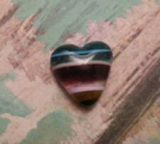 California Surfboard Resin Cabochon Pendant Rainbow Surf Beach Stone Boho Gypsy