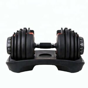 Factory Direct Selecttech 552 Adjustable Dumbbell Set