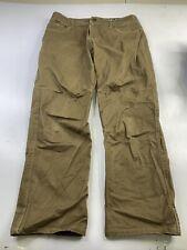 Kuhl Rydr Men's Vintage Patina Dye Outdoor Hiking Pants Size 36x30