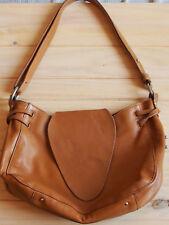 Magnifique sac à main LAMARTHE couleur camel, pour femme