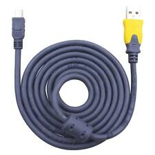 USB Charger Cable Cord for Sony DCR-DVD100 DCR-DVD100E DCR-DVD101 DCR-DVD101E