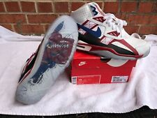 NIKE AIR TRAINER SC HIGH LE QS SIZE 13 BO JACKSON KNOWS HOCKEY CANADIANS