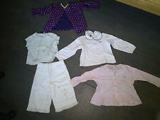 5 vêtements fille 3 ans Sergent Major, Tommy Hilfiger, les bébés de Floriane
