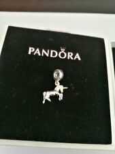 genuine s925 ale two tone unicorn charm pandora collection