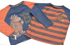 TU Novelty/Cartoon Cotton Blend Boys' T-Shirts & Tops (2-16 Years)