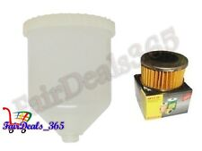 HIGH QUALITY FUEL CONTAINER / BOWL FOR BOSCH DIESEL INJECTOR NOZZLE POP TESTERS