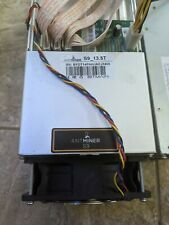 BITMAIN ANTMINER S9 (BITCOIN MINER 13.5 TH/s) With Power Supply